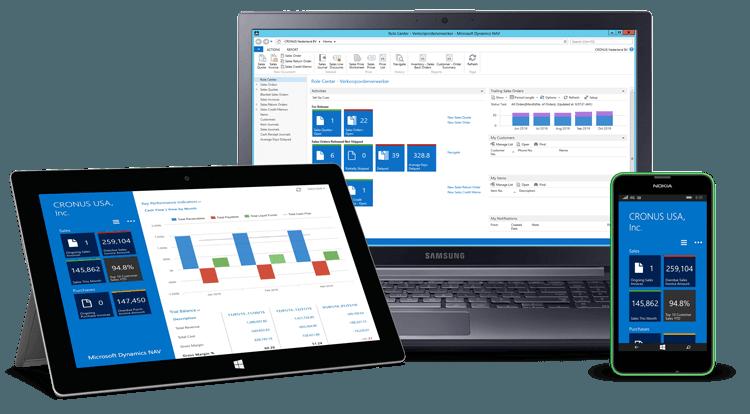 Microsoft Dynamics NAV (Navision)